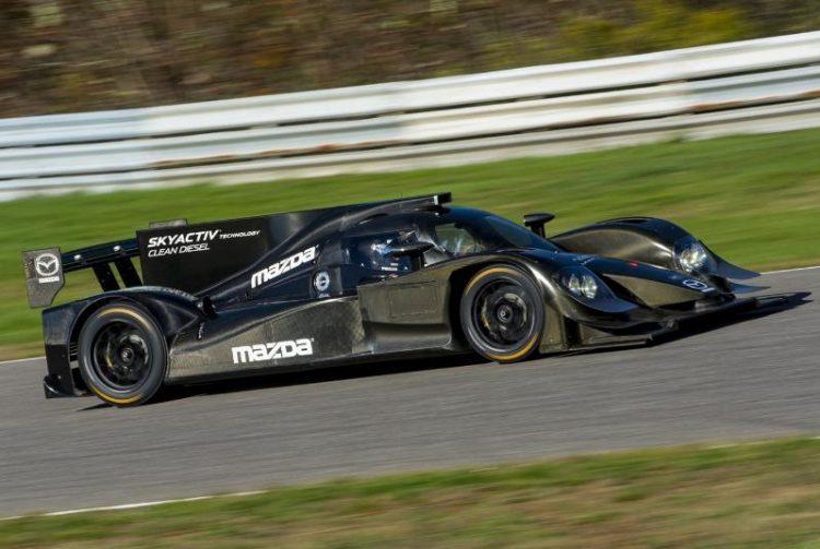 PRNewsFoto/Mazda North American Operations
